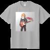 Girl sings Boy's Rockイメージキャラクター Tシャツ│オリジナルTシャツを簡単自作・